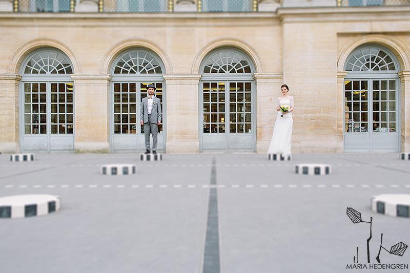 Paris Wedding - Maria Hedengren Photography 049