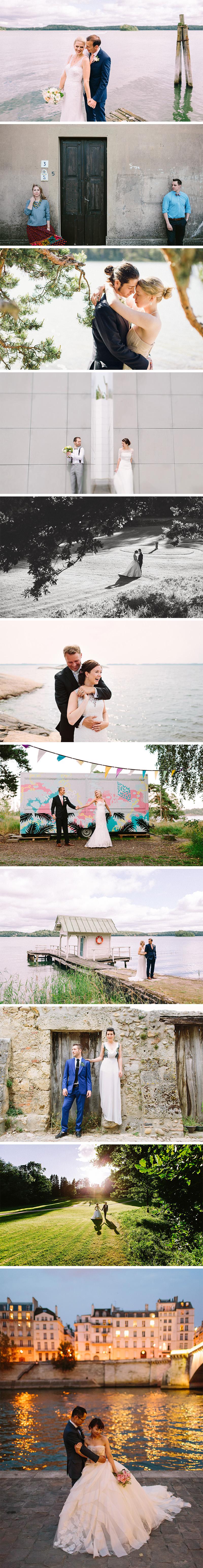 Wedding photography coverage Maria Hedengren