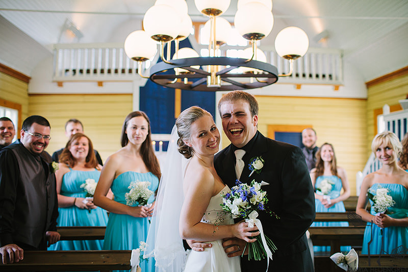 Seventh Day Adventist Wedding in Finland