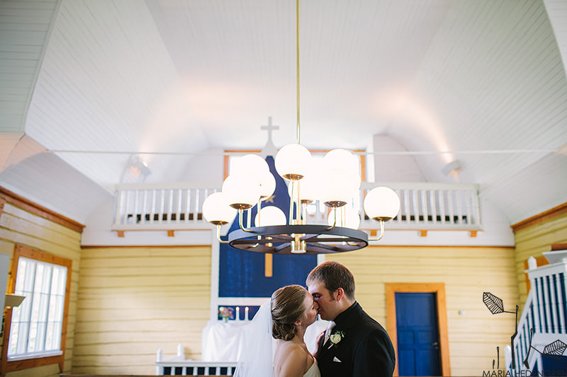 Finnish American Wedding