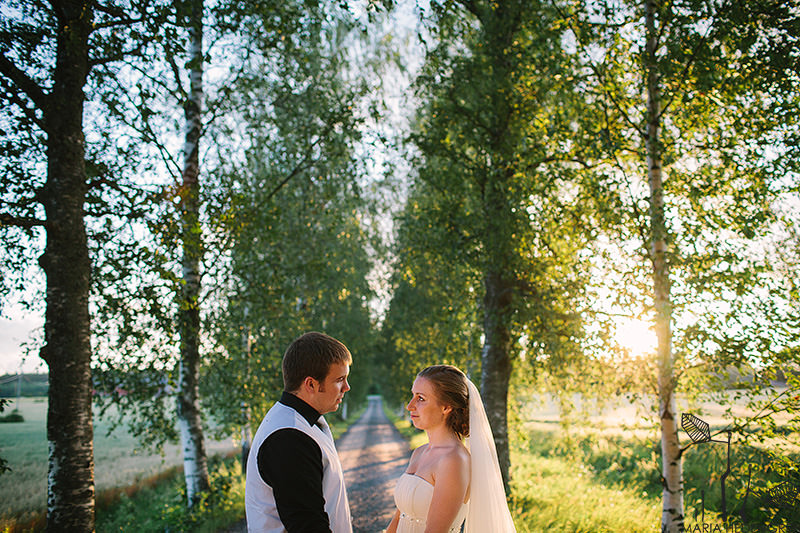 American Wedding in Finland