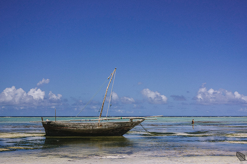 Zanzibar Honeymoon Photography