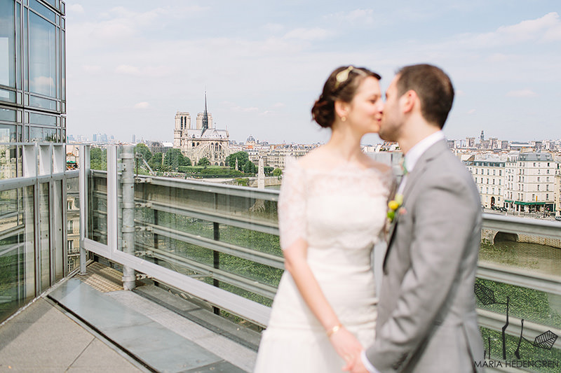 Wedding Notre Dame de Paris
