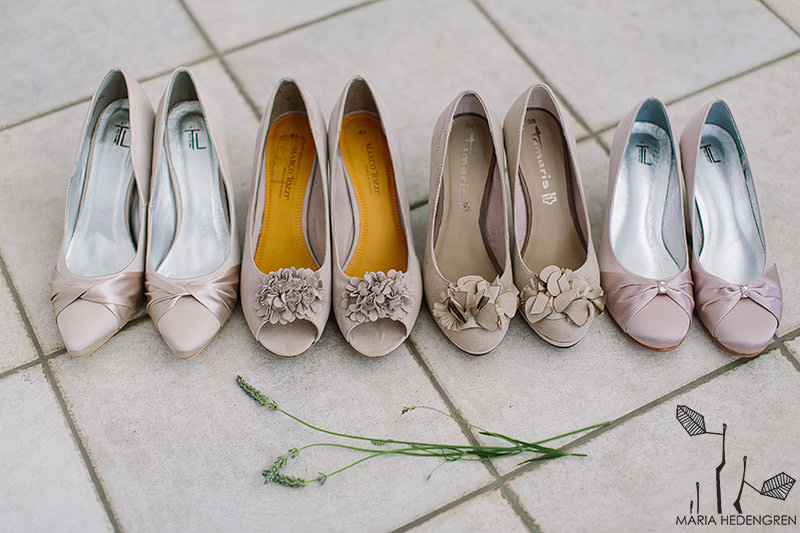 lavander wedding shoes