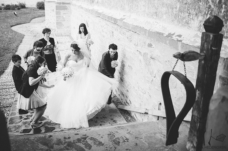Old Monastery Wedding
