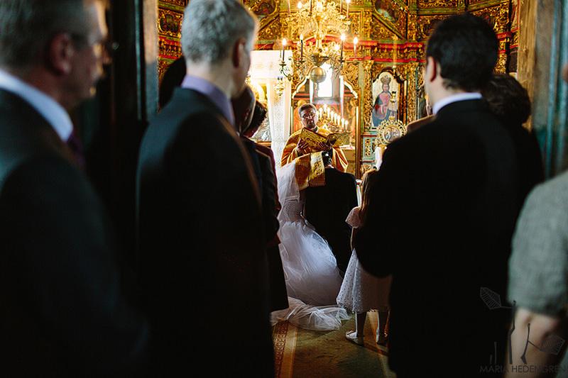 Monastery Wedding