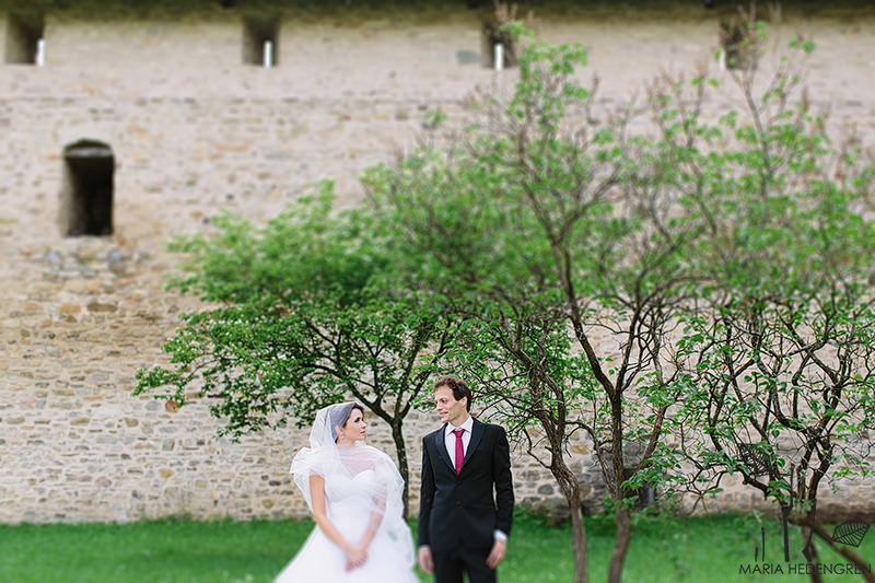 Old Monastery Wedding