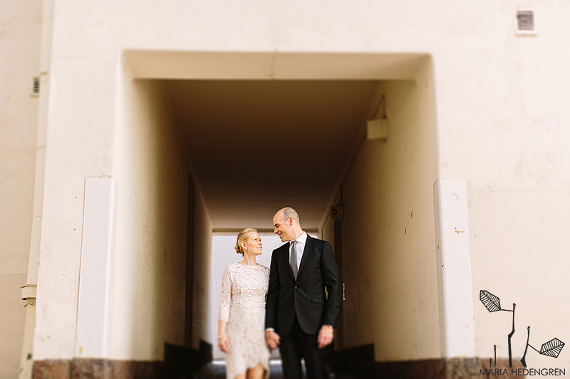 Helsinki documentary wedding photography