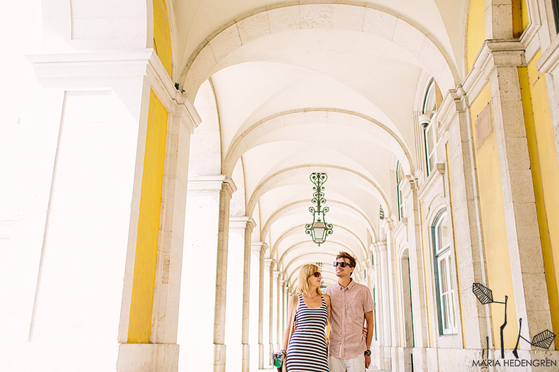 Lisbon engagement photographer