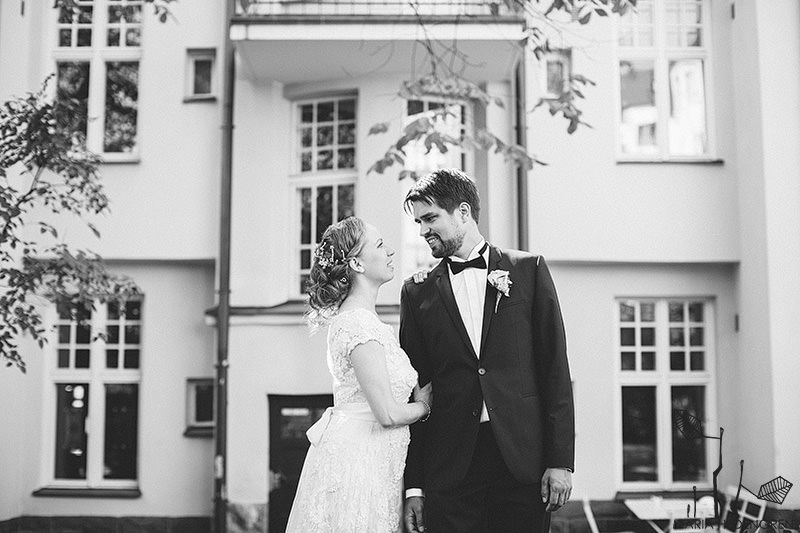 Helsinki city wedding