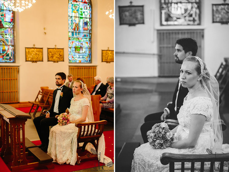 St. Henry's Cathedral Wedding