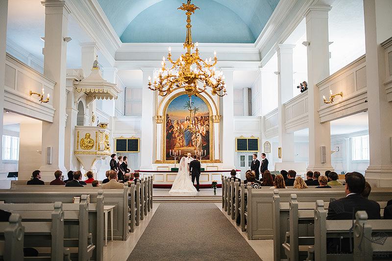 vanha kirkko häät