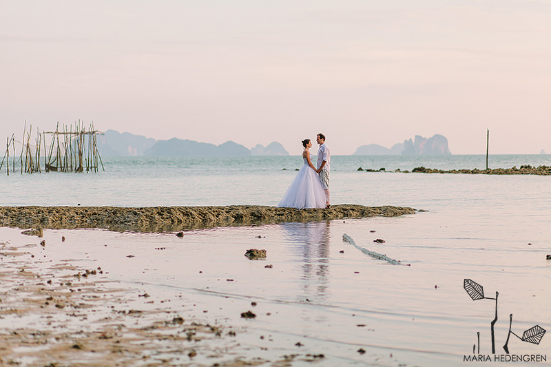 Thailand destination wedding photographer