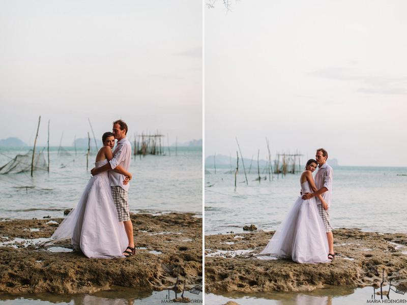 honeymoon destination Thailand