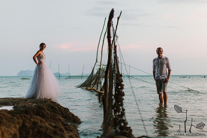 honeymoon Koh Yao Noi