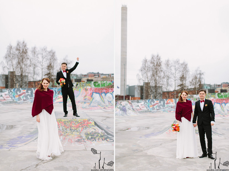 Wedding Photographer Helsinki