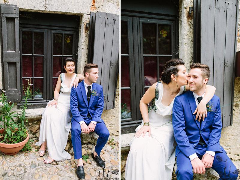 Destination wedding France