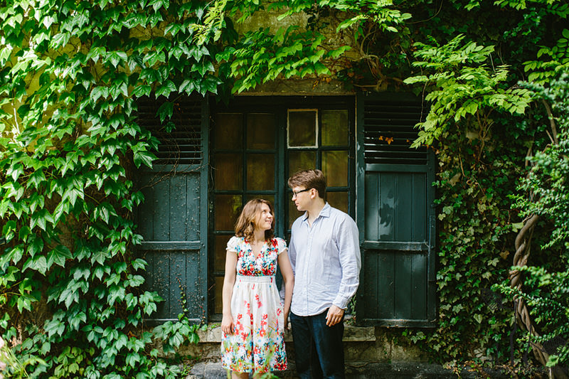 Brussels engagement session