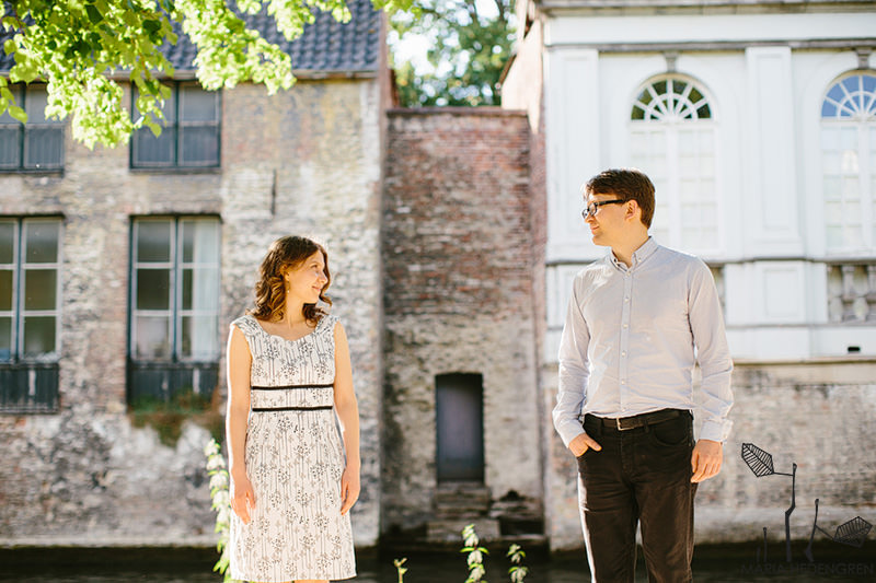 Bruges destination wedding