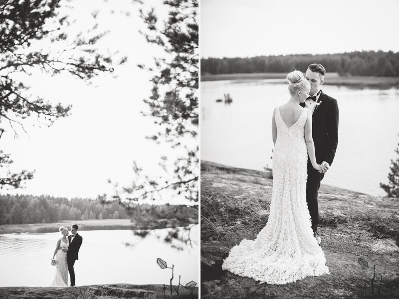 archipelago wedding