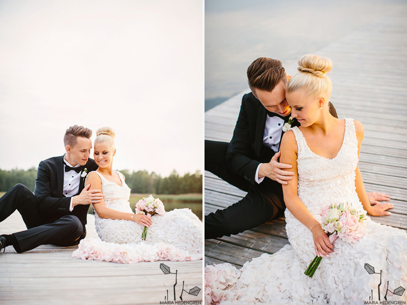 Rauma archipelago wedding