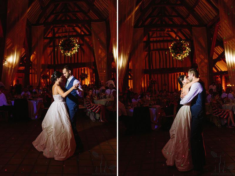 mariage a La Grange de Bourgoult