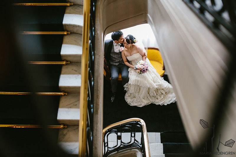 wedding at Le Negresco