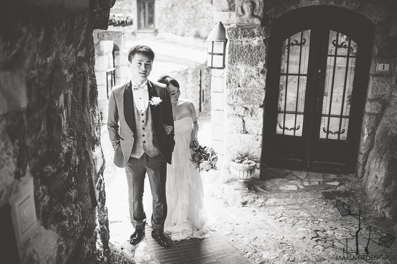 photosession in Eze