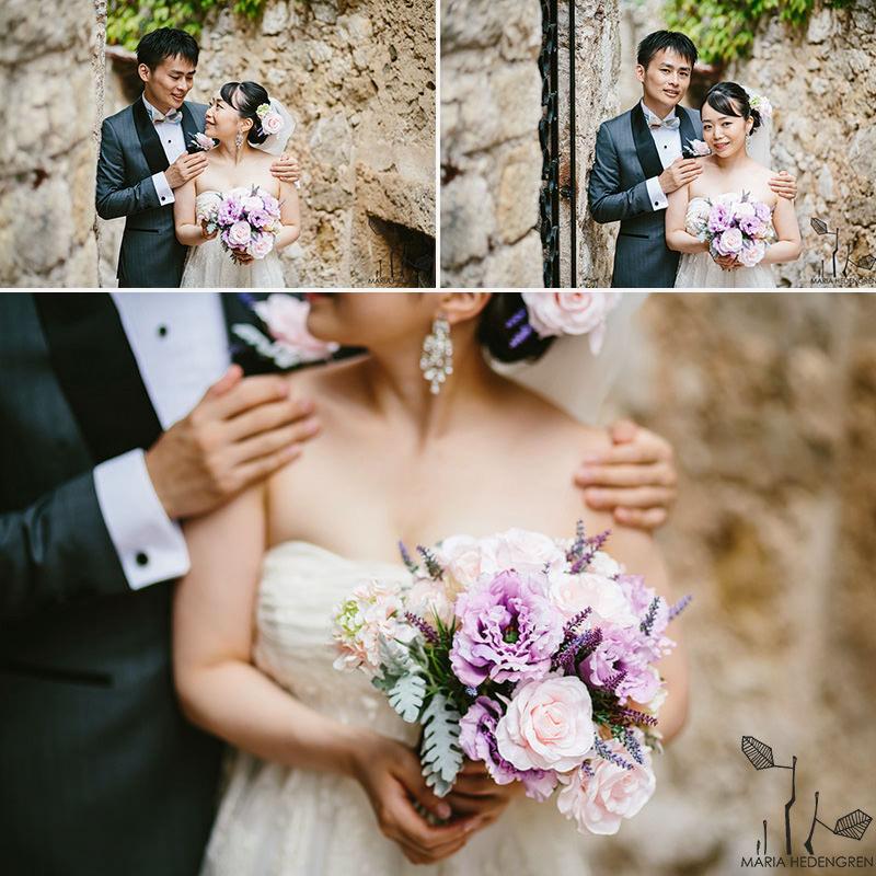 Honeymoon session in Eze