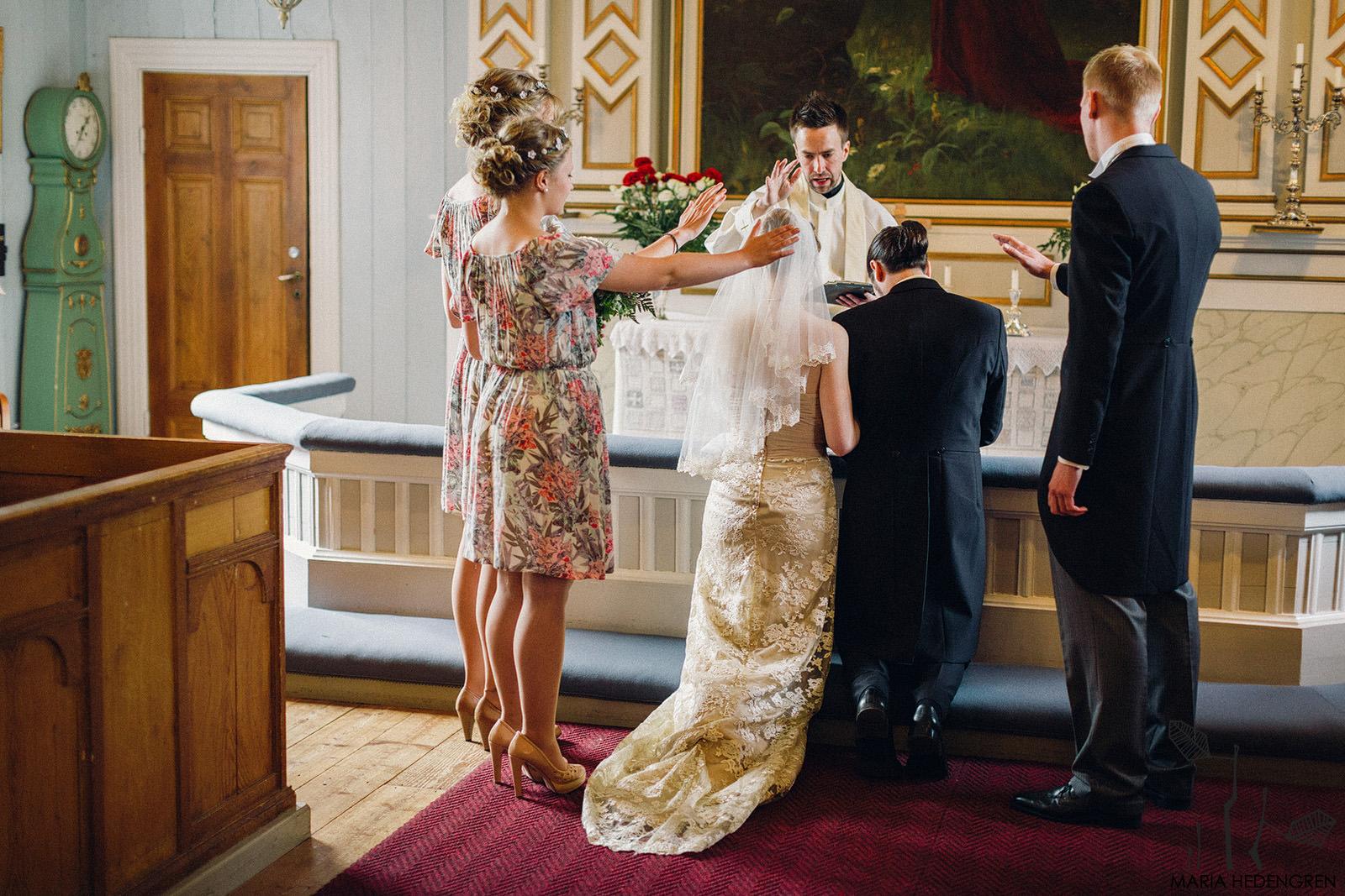 Houtskär kyrka bröllop