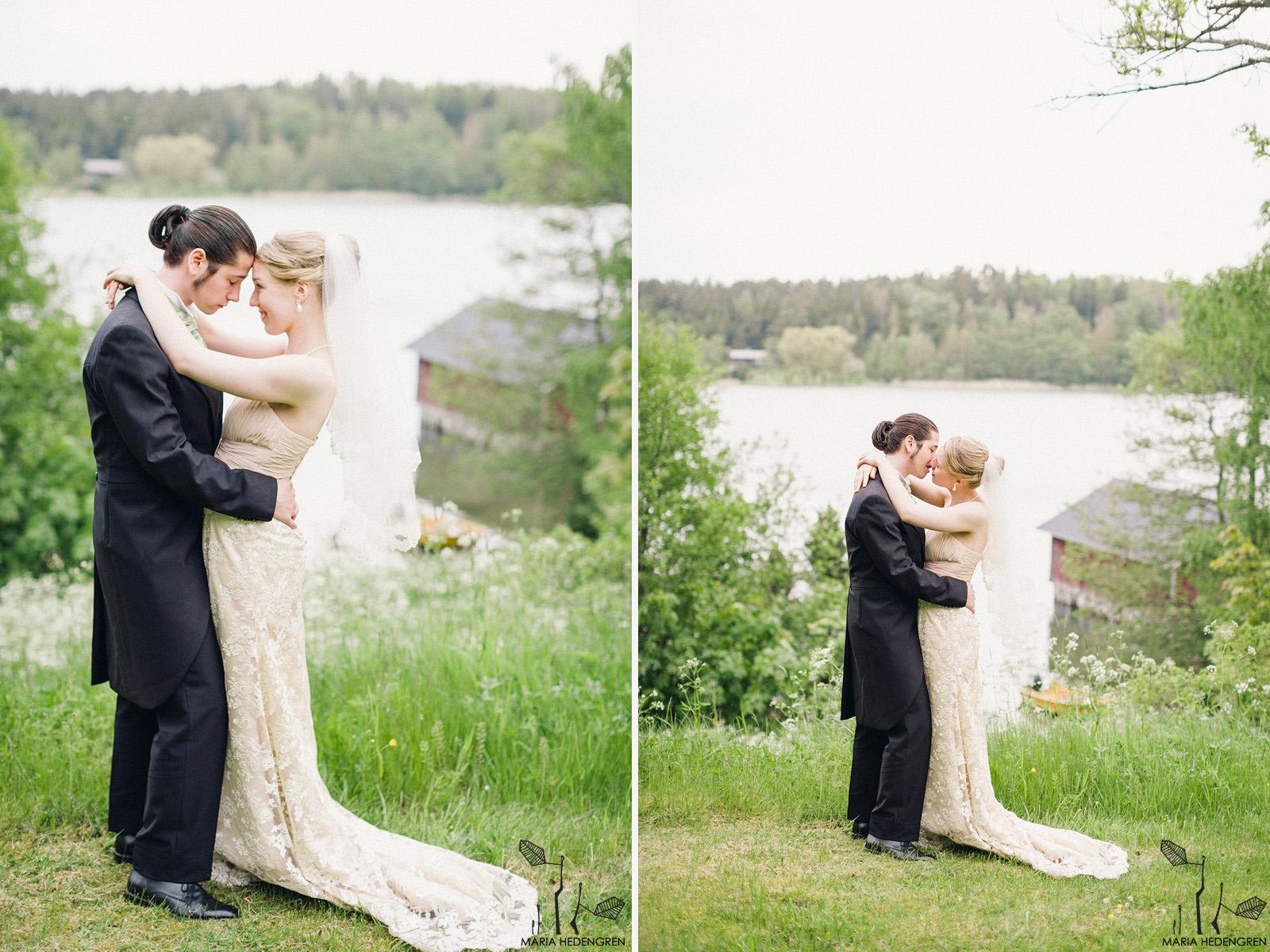 Finland bröllopsfotograf