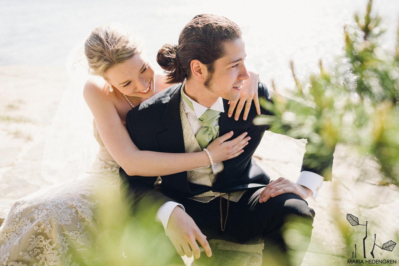 Finland archipelago wedding