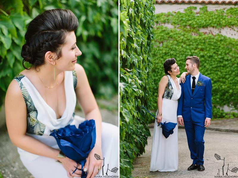 architectural wedding