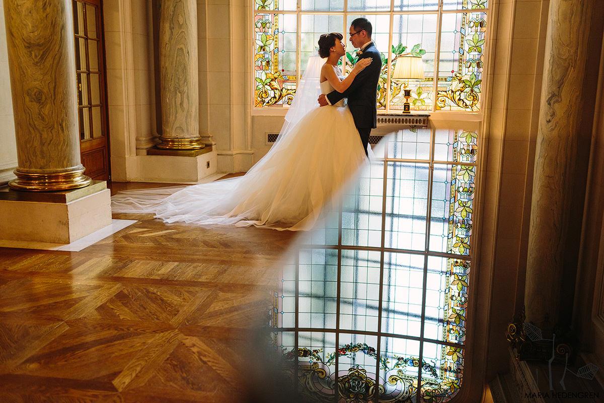 Shangri-La Hotel wedding