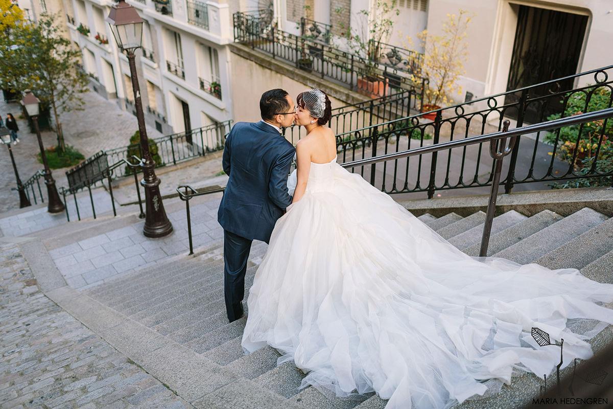 Montmartre photo session