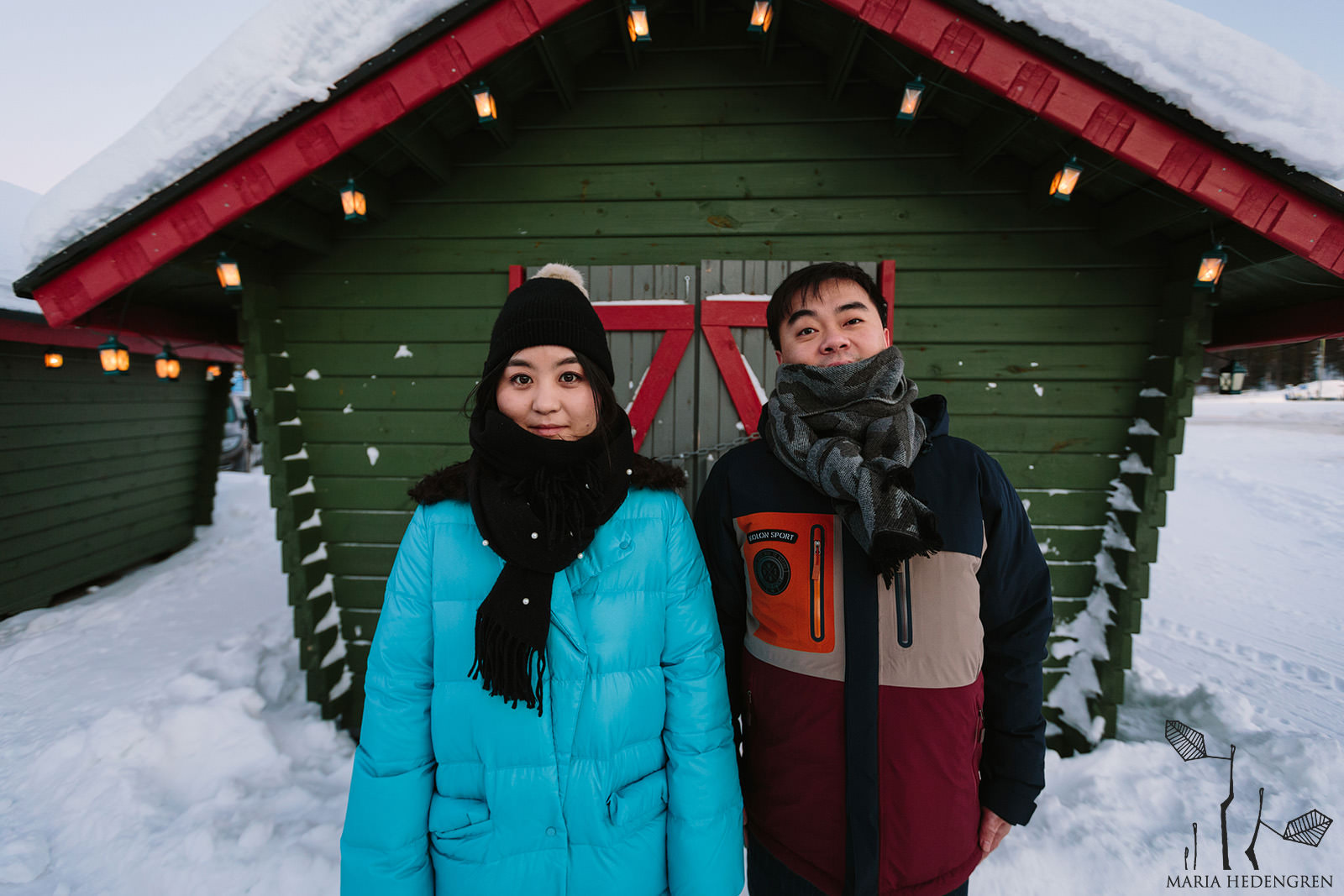 Rovaniemi Honeymoon Session