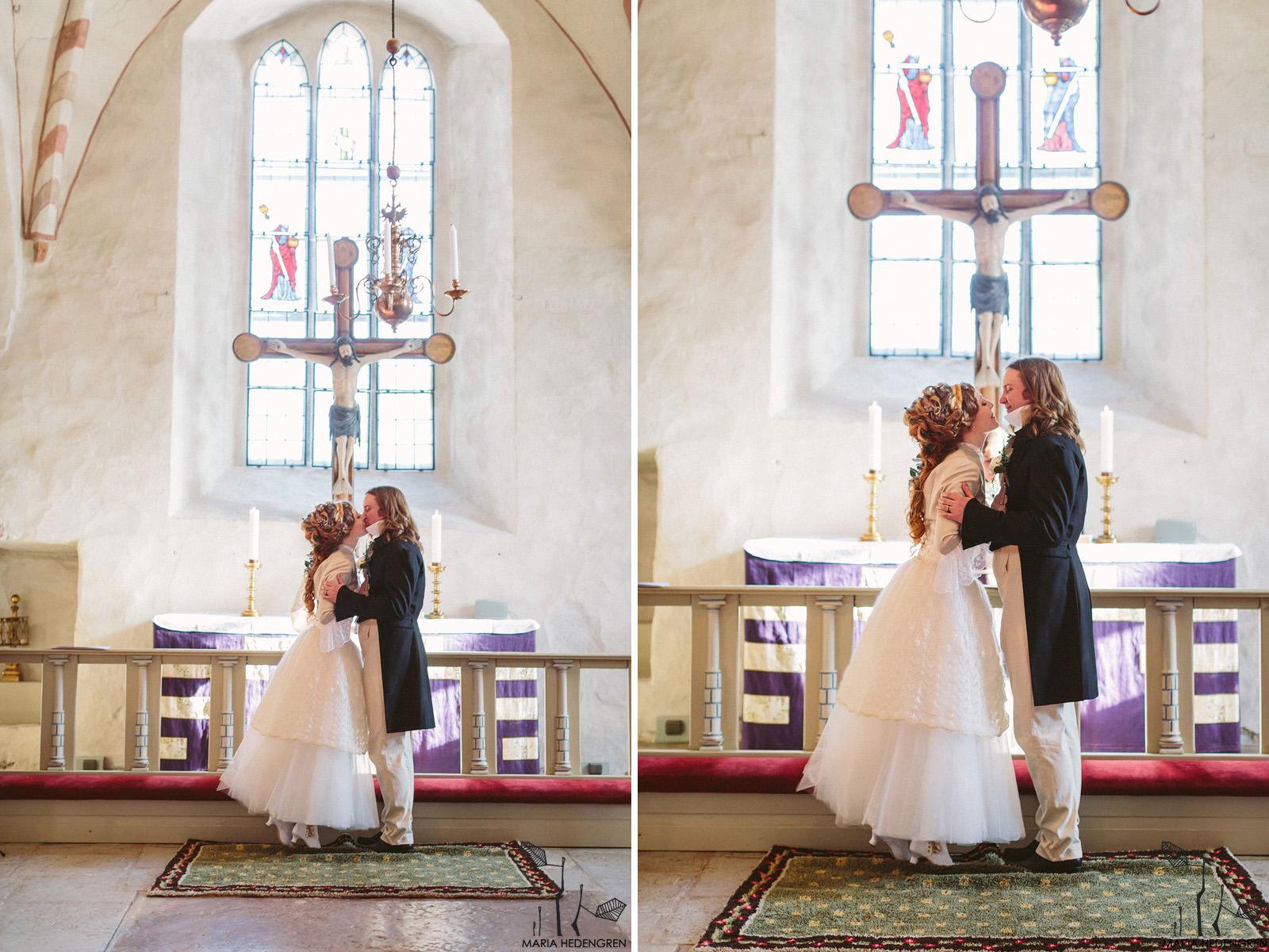 nagu kyrka bröllop