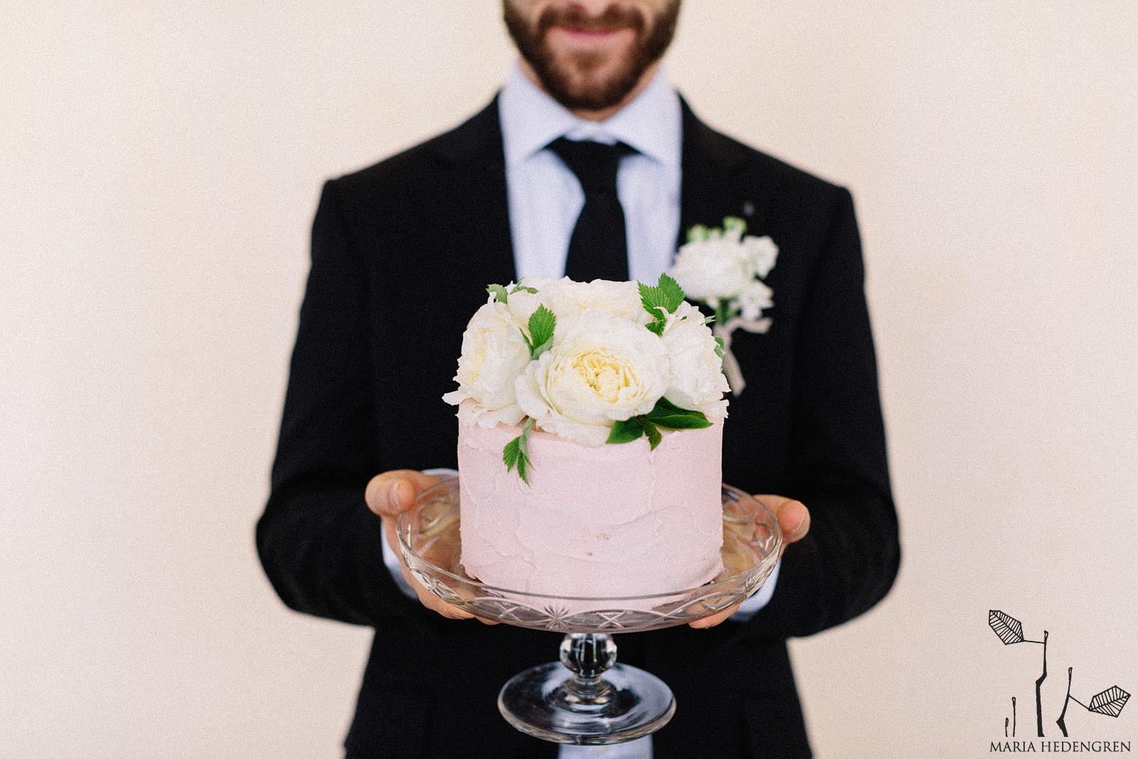 Aan Tafel wedding cake