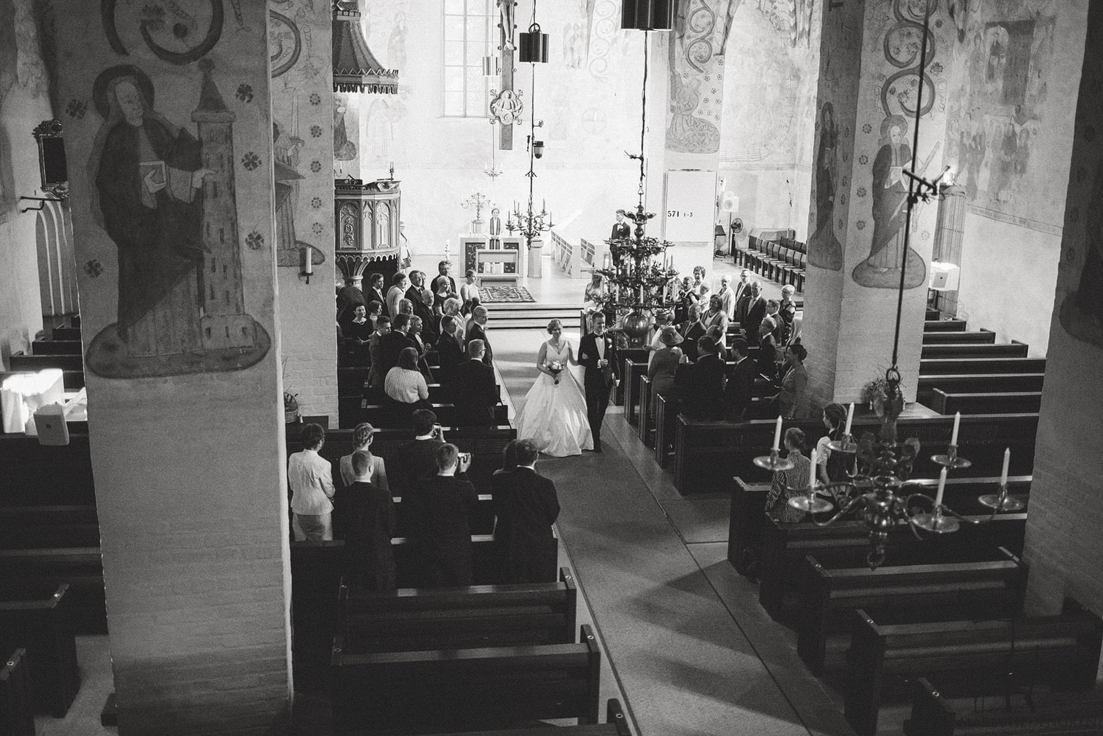 Lohjan Pyhän Laurin kirkko