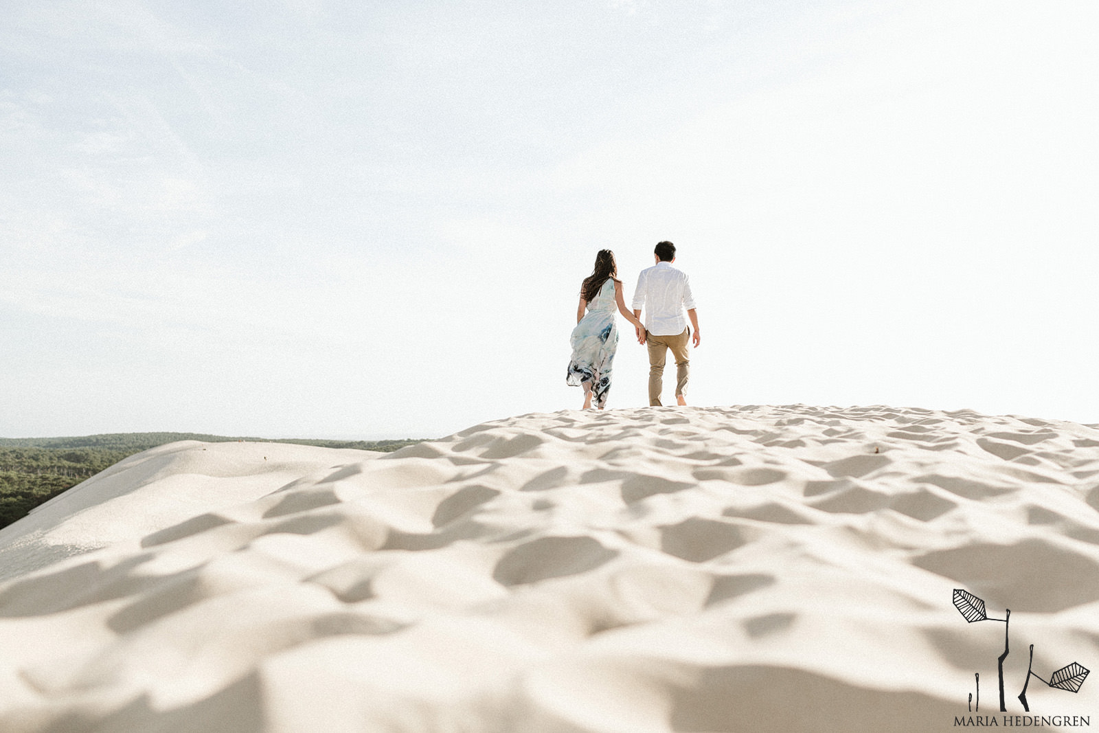 Cap Ferret destination wedding