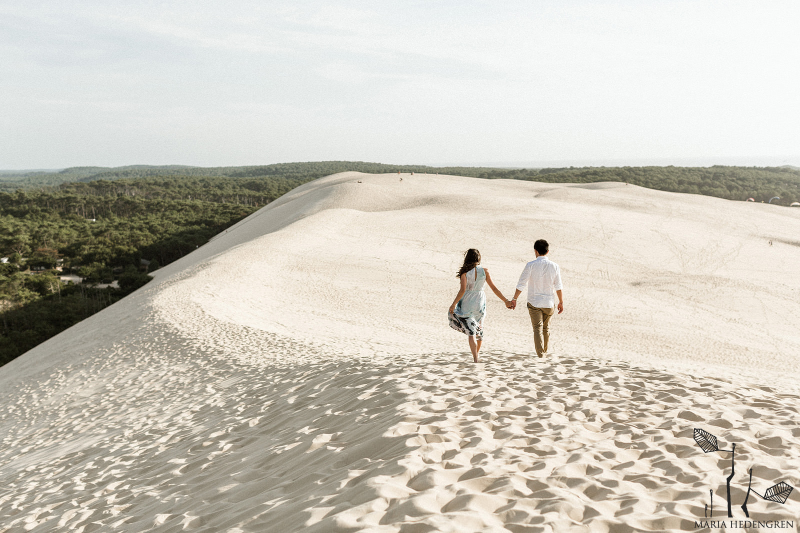 Cap Ferret prewedding session