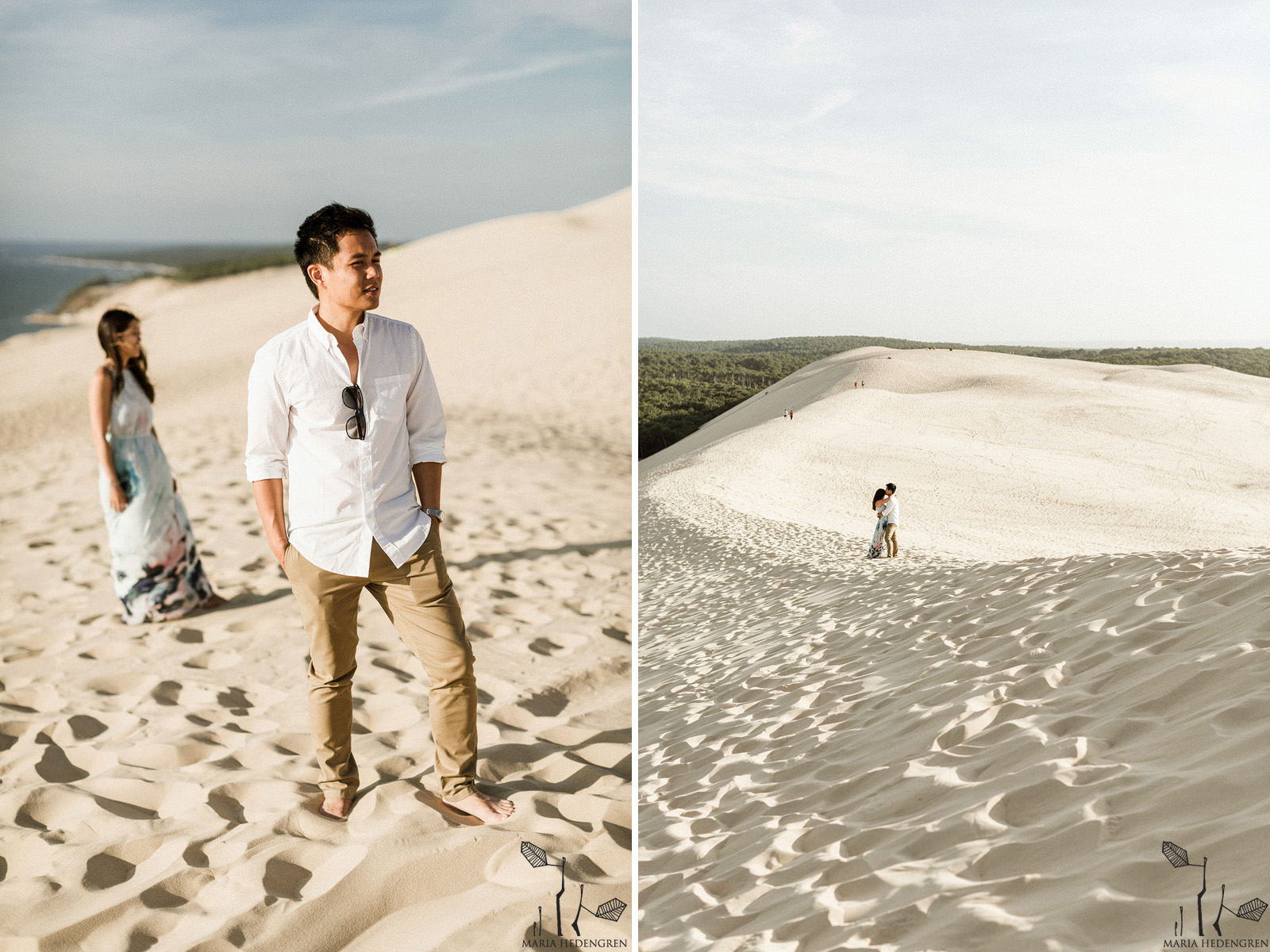 desert dune inspiration shoot