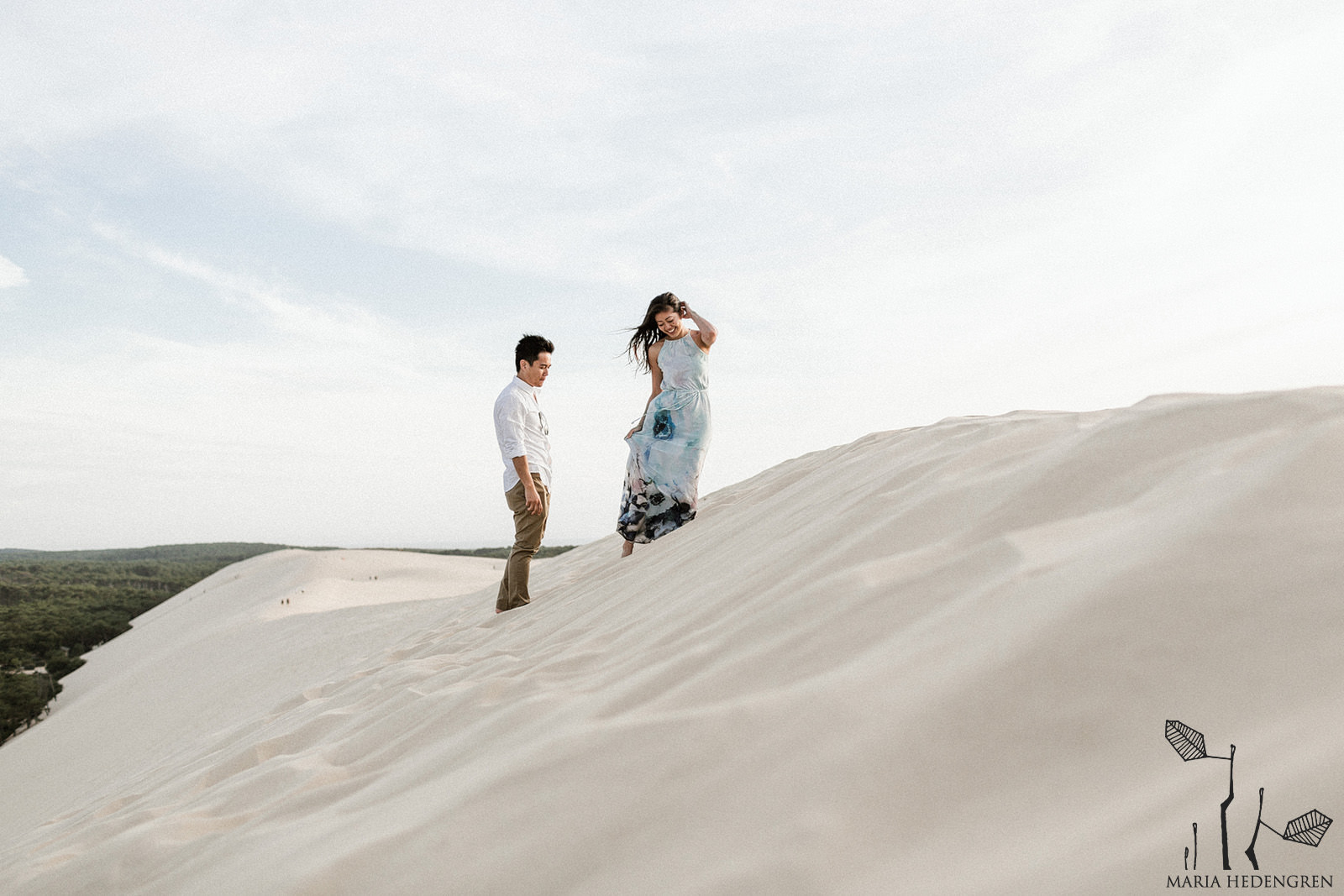 Desert Pre Wedding Session