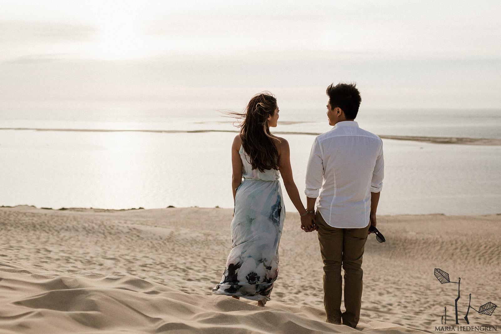 sand dune engagement