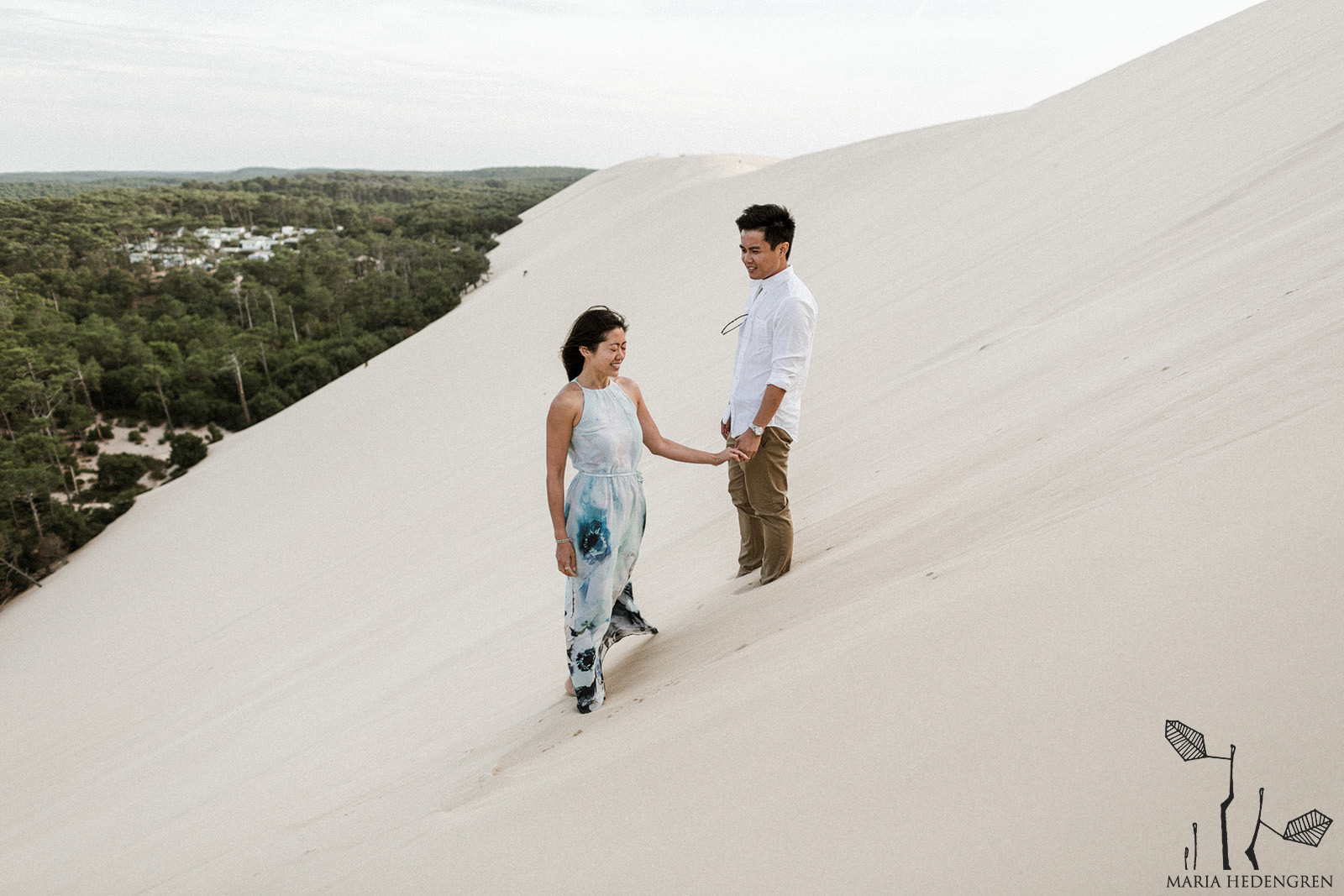 sand dune photosession