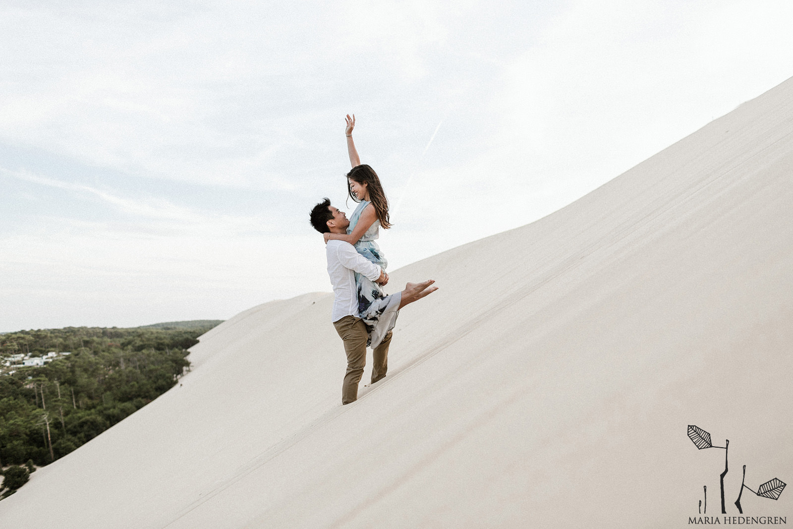 sand dune photosession
