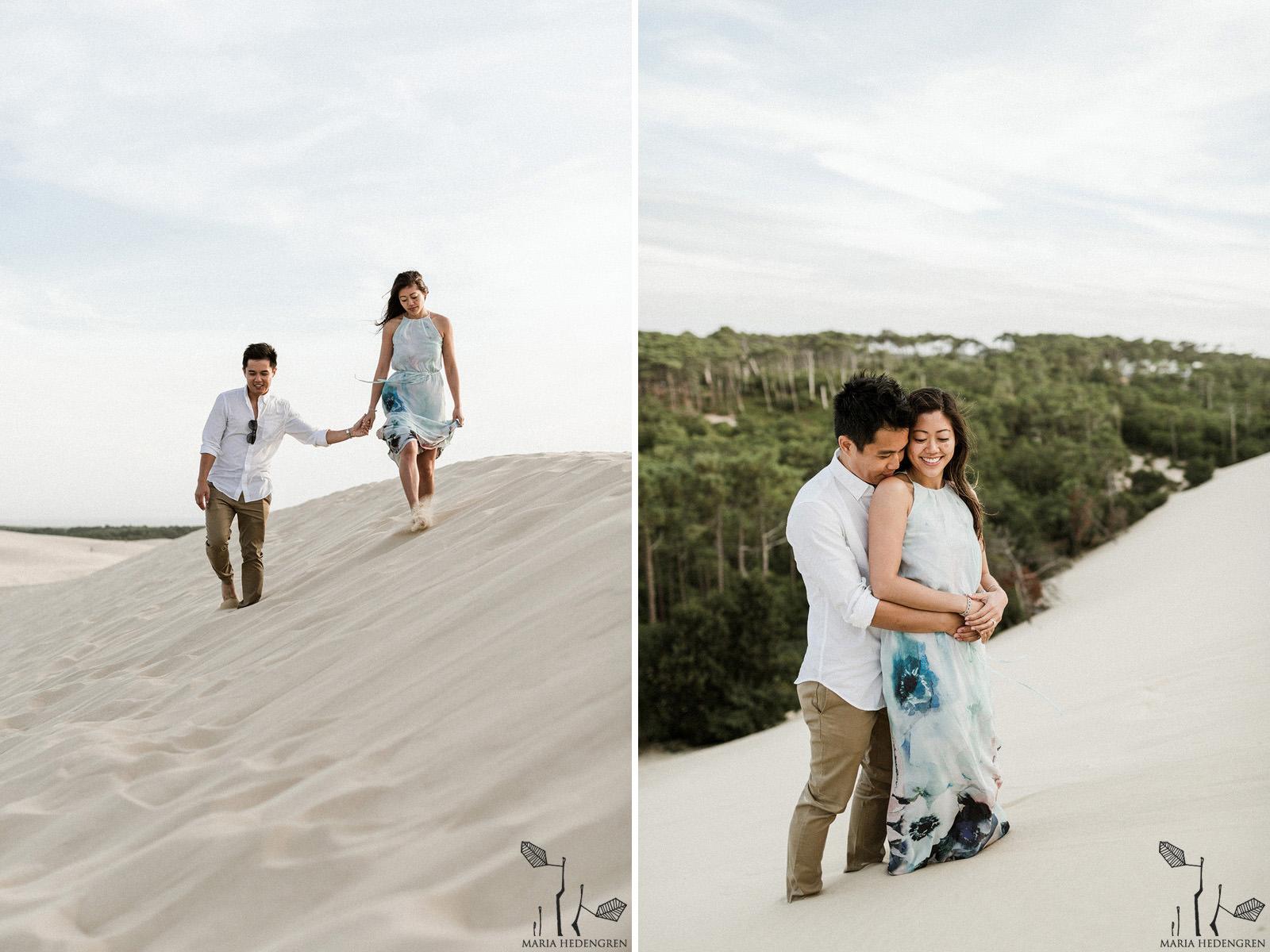 Dune du Pilat photosession