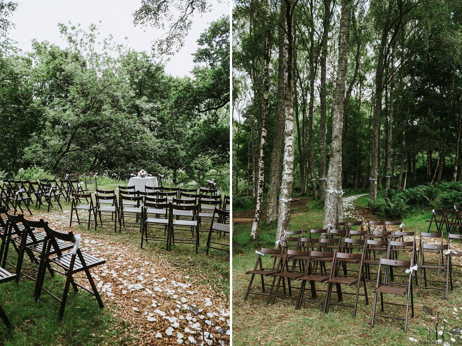 comrie croft wedding