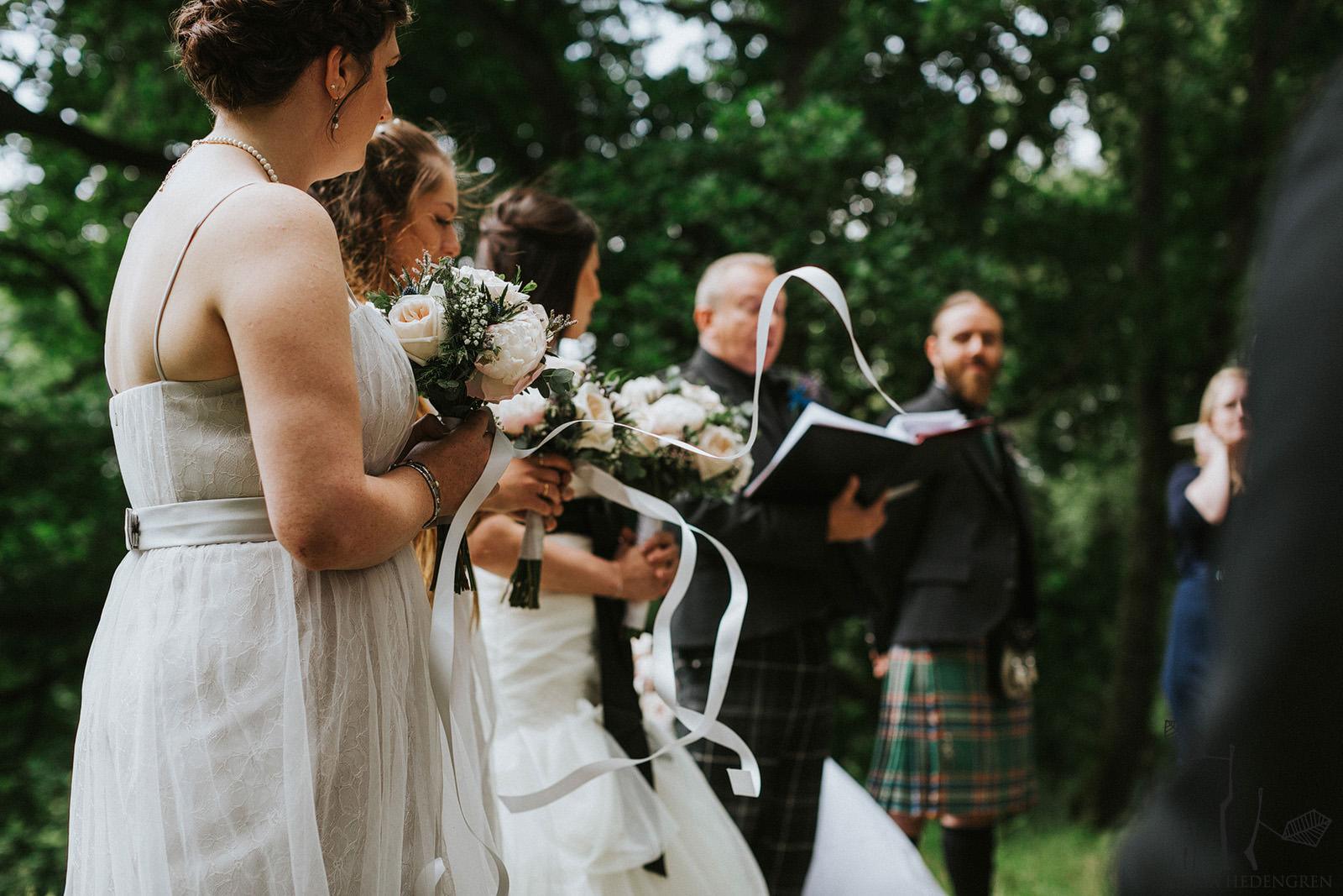 comrie wedding
