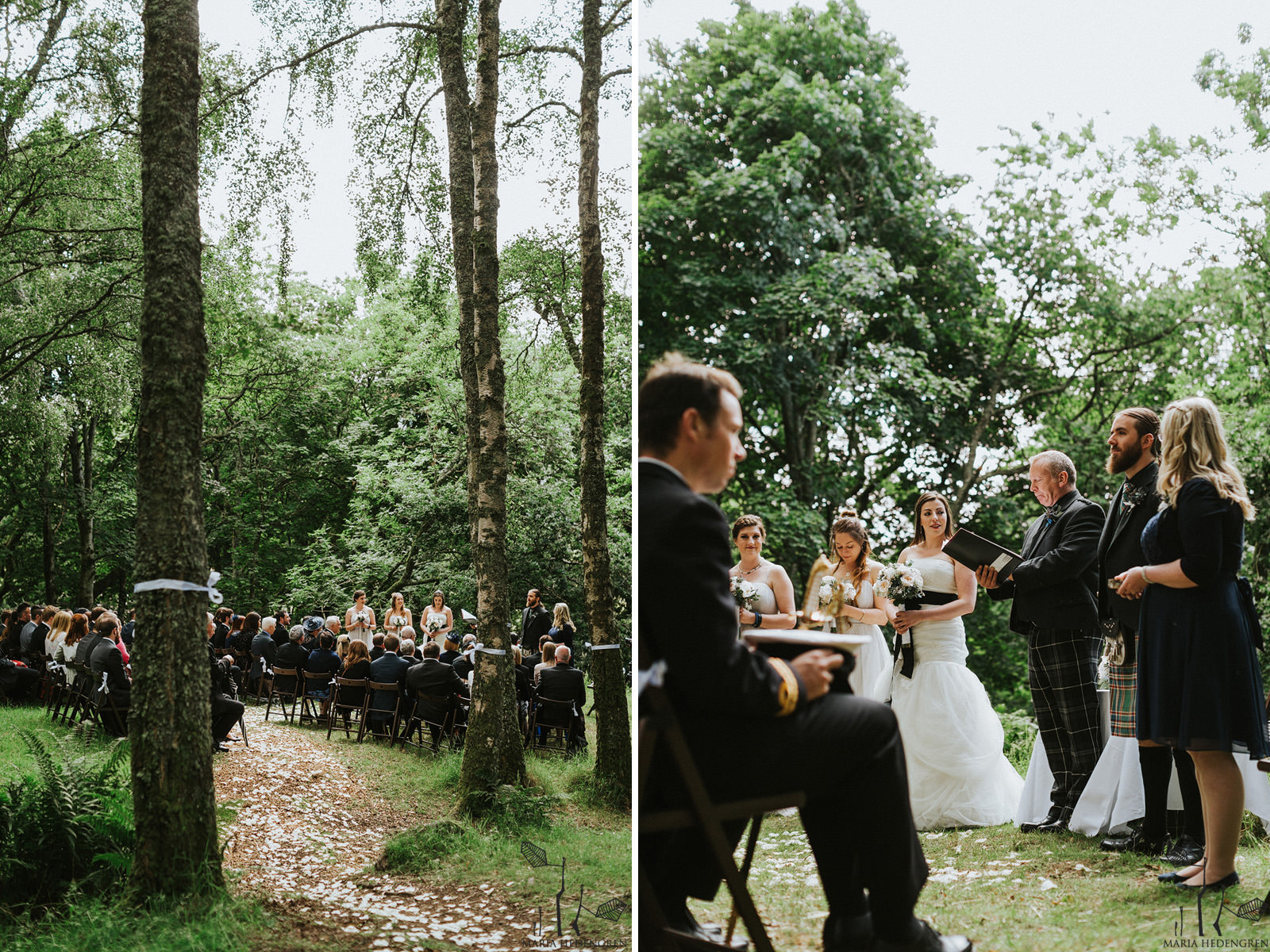 comrie wedding